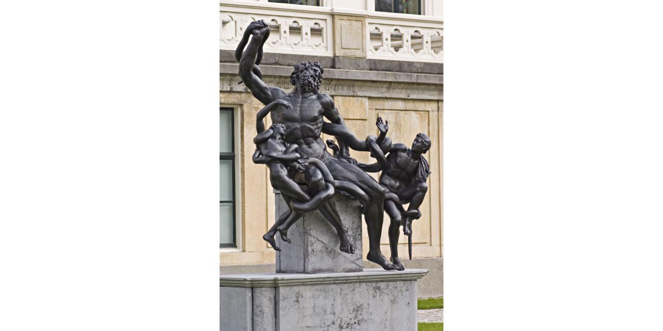 Bronzen beelden Paviljoen Welgelegen 05
