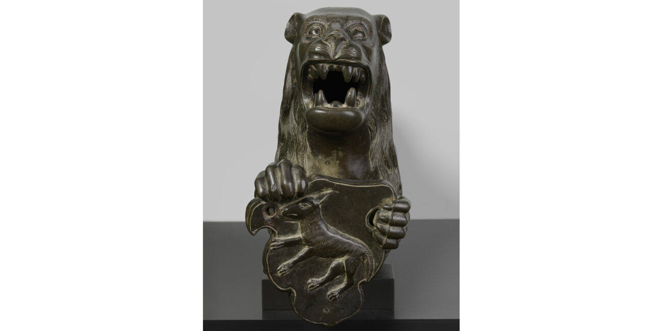 Cast of a lion - Pogwisch-Lowe 03