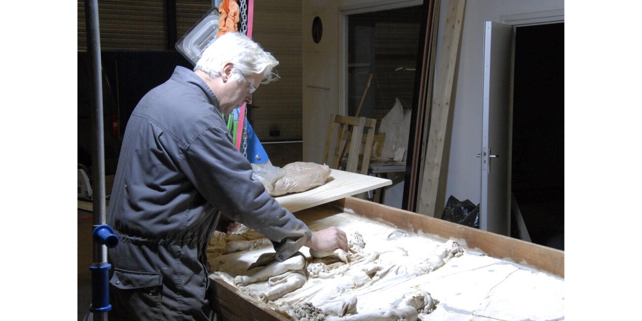 Making of Relief Welgelegen
