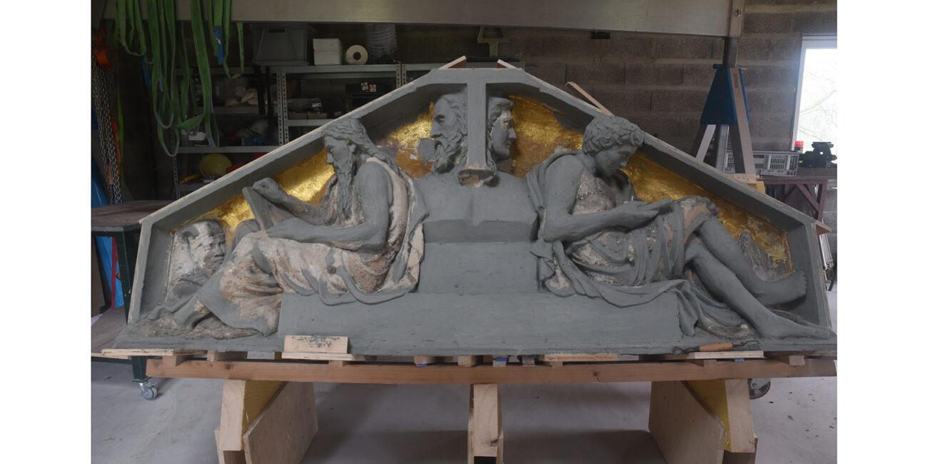 reconstructie-rijksmuseum-02 Making of relief T